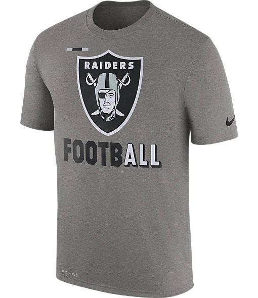 Men's Nike Oakland Raiders NFL Legend Onfield T-Shirt