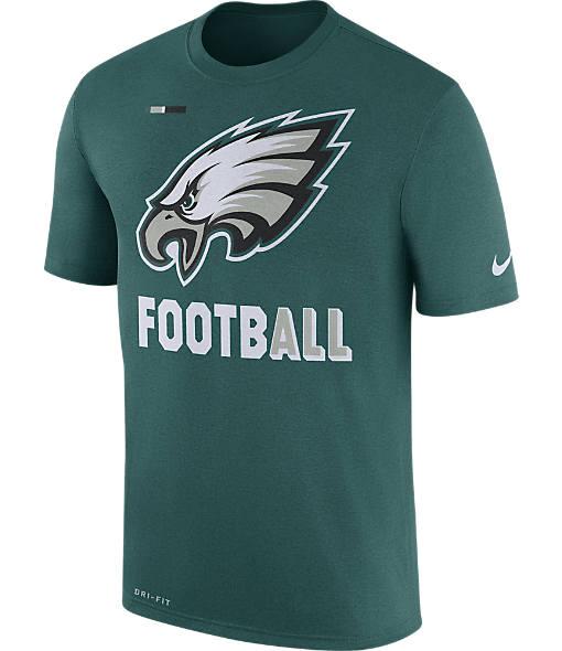 Men's Nike Philadelphia Eagles NFL Legend Onfield T-Shirt