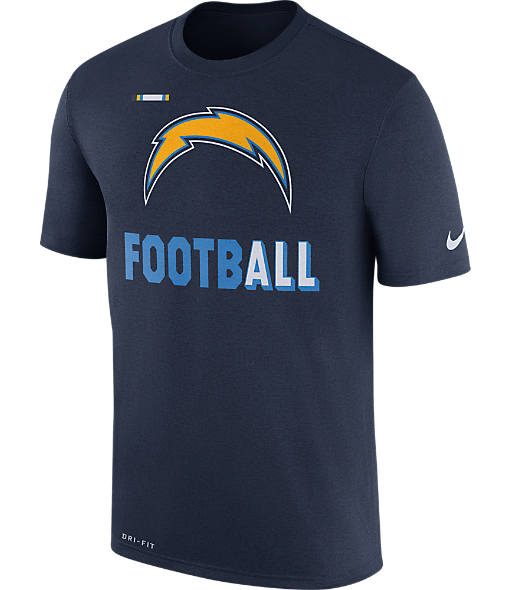 Men's Nike Los Angeles Chargers NFL Legend Onfield T-Shirt