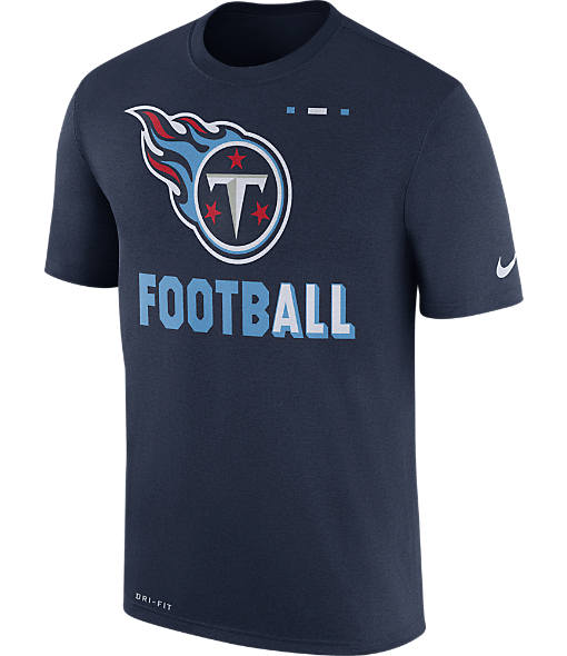 Men's Nike Tennessee Titans NFL Legend Onfield T-Shirt