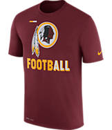 Men's Nike Washington Redskins NFL Legend Onfield T-Shirt