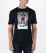 Men's Air Jordan Retro 1 Banned Photo T-Shirt