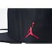 Alternate view of Air Jordan Retro 11 Low Snapback Hat in Black/Gym Red