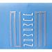 Alternate view of Air Jordan Retro 11 Low Snapback Hat in University Blue/White