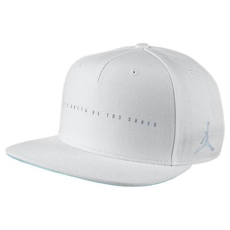 Air Jordan Retro 4 Snapback Hat