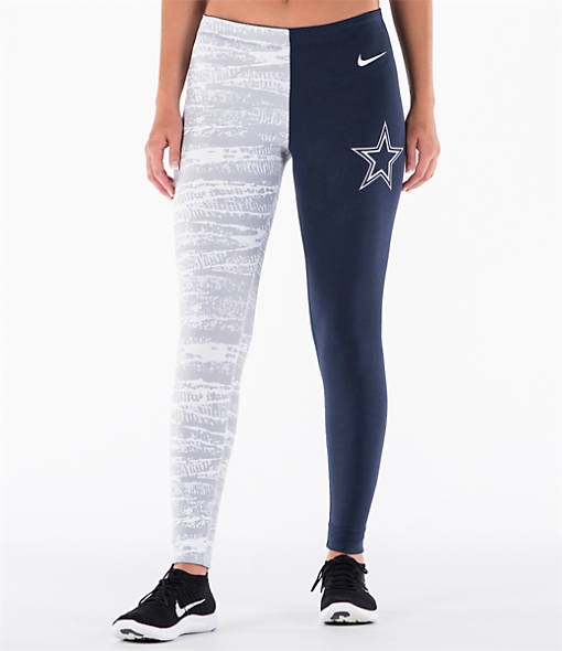 Women's Nike Dallas Cowboys NFL Leg-A-See Tights