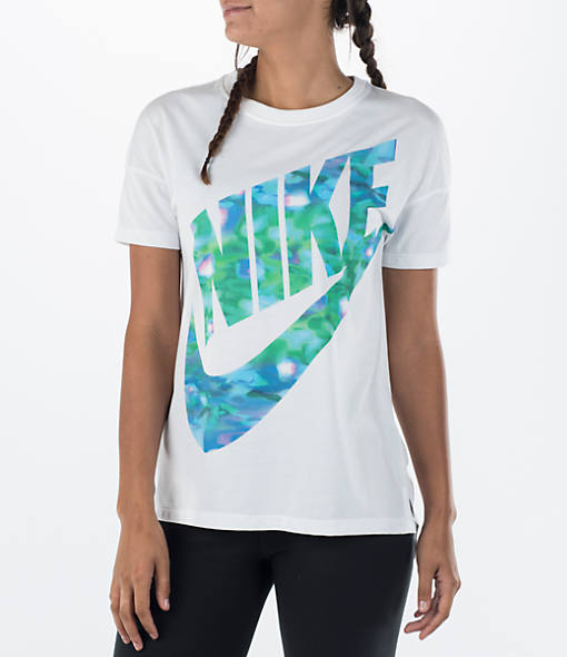 womens nike signal graphic tshirt finish line