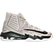 Right view of Men's Nike Air Max Audacity 2016 Basketball Shoes in Light Iron Ore/Black/White