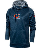 Men's Under Armour Chicago Bears NFL Novelty Fleece Hoodie