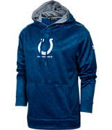 Men's Under Armour Indianapolis Colts NFL Novelty Fleece Hoodie