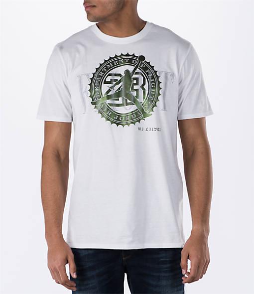 Men's Air Jordan 4 Pure Money T-Shirt
