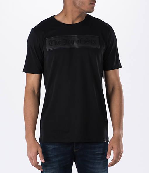 Men's Air Jordan 6 Ring of Joy T-Shirt