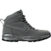 Right view of Men's Nike Manoadome Boots in River Rock/Black