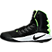 Left view of Men's Nike Hyperdunk 2016 Basketball Shoes in 007