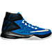 Right view of Men's Nike Zoom Devosion Basketball Shoes in 400