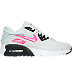 Girls' Grade School Nike Air Max 90 Ultra SE Running Shoes