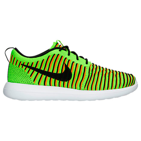 Boys' Grade School Nike Roshe Two Flyknit Casual Shoes