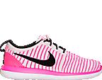 Girls' Grade School Nike Roshe Two Flyknit Casual Shoes