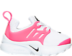 Girls' Toddler Nike Little Presto Running Shoes