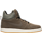 Men's Nike Court Borough Mid Premium Casual Shoes