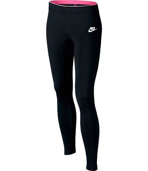 Girls' Nike Sportswear Leggings