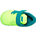 Top view of Boys' Toddler Nike Stelos Running Shoes in 700