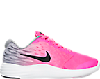 Girls' Grade School Nike Lunarstelos Running Shoes