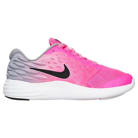 Girls' Grade School Nike Lunarstelos Running Shoes