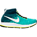 Right view of Boys' Grade School Nike Zoom Pegasus All Out Flyknit Running Shoes in