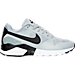 Right view of Women's Nike Air Pegasus 92/16 Running Shoes in Wolf Grey/Black/White