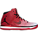 Right view of Men's Air Jordan XXXI Basketball Shoes in University Red/Black/White