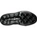 Bottom view of Boys' Grade School Nike Kwazi Casual Shoes in Black/Black