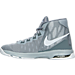 Left view of Boys' Grade School Nike Air Devosion Basketball Shoes in