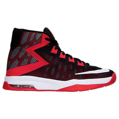 Boys' Grade School Nike Air Devosion Basketball Shoes