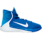 Boys' Grade School Nike Prime Hype DF 2016 Basketball Shoes