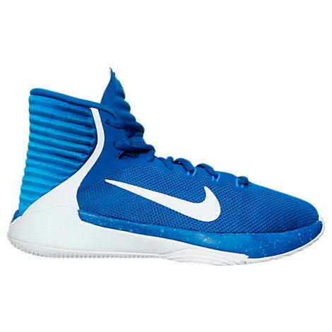 Boys' Grade School Nike Prime Hype DF 2016 Basketball Shoes
