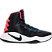 Right view of Boys' Grade School Nike Hyperdunk 2016 Basketball Shoes in