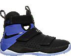 Boys' Grade School Nike LeBron Soldier 10 Basketball Shoes