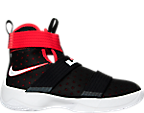 Boys' Grade School Nike LeBron Soldier 10 Basketball Shoes