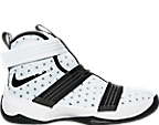 Boys' Preschool Nike LeBron Soldier 10 Basketball Shoes