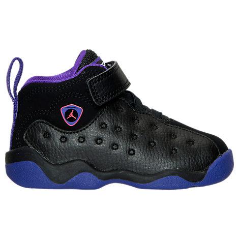 Girls' Toddler Jordan Jumpman Team II Basketball Shoes