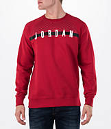 Men's Air Jordan Seasonal Graphic Crew Sweatshirt