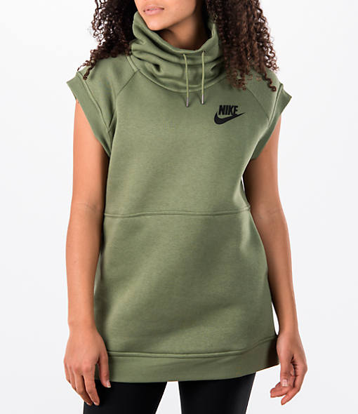 Women's Nike Sportswear Rally Funnel Sleeveless Top