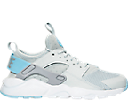 Girls' Grade School Nike Air Huarache Run Ultra Running Shoes