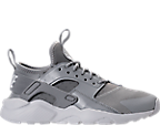 Boys' Grade School Nike Air Huarache Run Ultra Casual Shoes