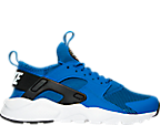 Boys' Grade School Nike Air Huarache Run Ultra Running Shoes