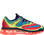 Boys' Grade School Nike Air Max 2016 Running Shoes