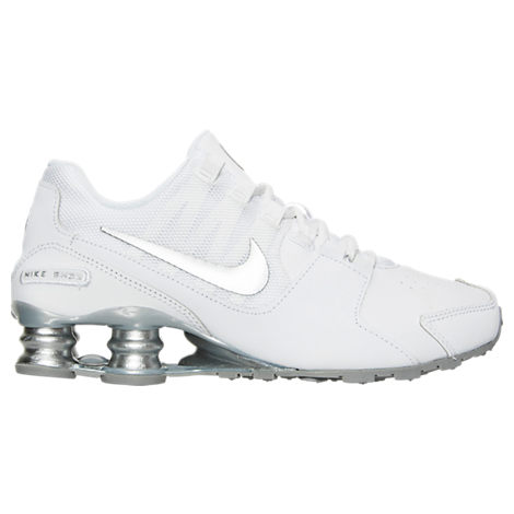 Boys' Grade School Nike Shox Avenue Running Shoes