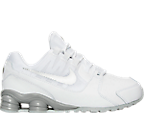 Boys' Preschool Nike Shox Avenue Running Shoes