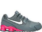 Girls' Preschool Nike Shox Avenue Running Shoes